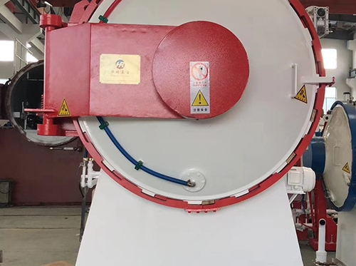 966 oil quenching furnace