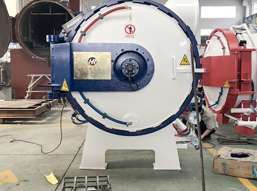 High temperature air quenching furnace